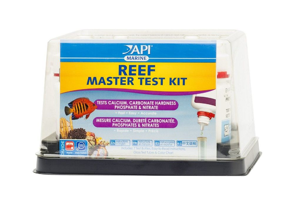 API Master Reef Test Kit